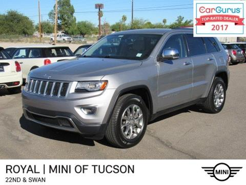 2014 Jeep Grand Cherokee for sale in Tucson, AZ