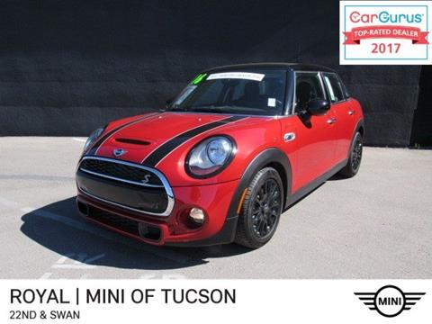2016 MINI Hardtop 4 Door for sale in Tucson, AZ