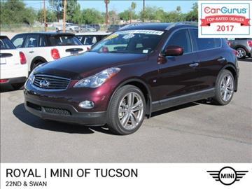 2014 Infiniti QX50 for sale in Tucson, AZ