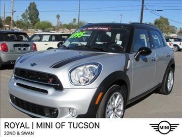 2016 MINI Countryman for sale in Tucson, AZ