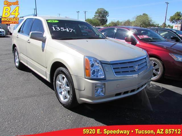 2007 Cadillac SRX for sale in Tucson AZ