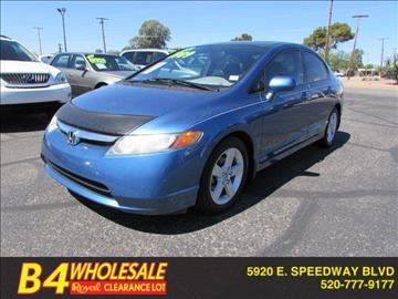 2008 Honda Civic for sale in Tucson, AZ