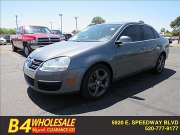 2008 Volkswagen Jetta for sale in Tucson, AZ