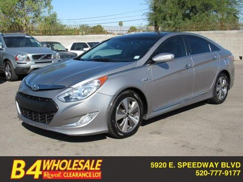 2011 Hyundai Sonata Hybrid for sale in Tucson, AZ