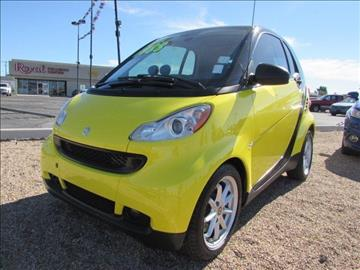 2008 Smart fortwo for sale in Tucson, AZ