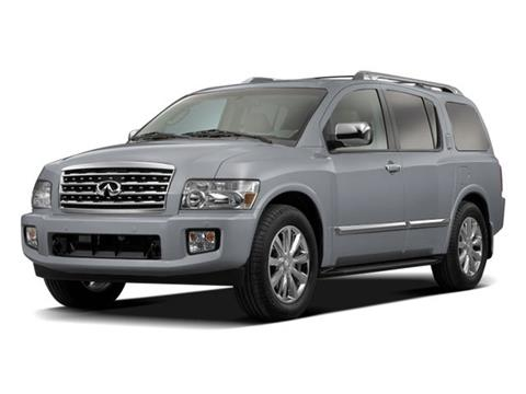 2010 Infiniti QX56 for sale in Tucson, AZ