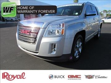 2014 GMC Terrain for sale in Tucson, AZ