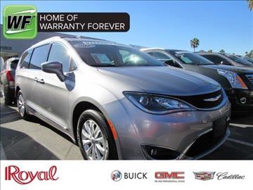 2017 Chrysler Pacifica for sale in Tucson AZ