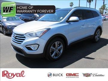 2013 Hyundai Santa Fe for sale in Tucson AZ
