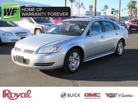 2012 Chevrolet Impala for sale in Tucson AZ