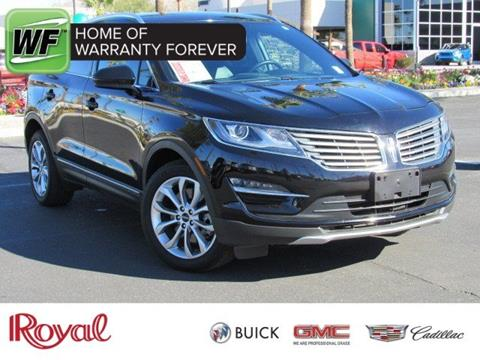 2016 Lincoln MKC for sale in Tucson AZ