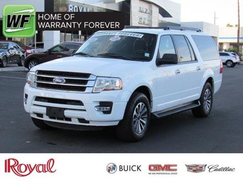 2016 Ford Expedition EL for sale in Tucson AZ