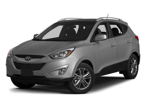 2014 Hyundai Tucson for sale in Tucson AZ