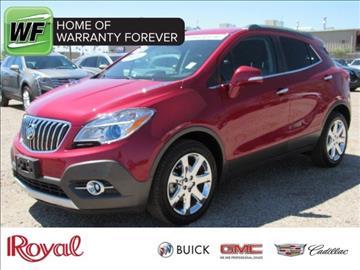 2014 Buick Encore for sale in Tucson AZ