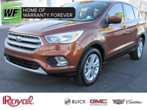 2017 Ford Escape for sale in Tucson AZ
