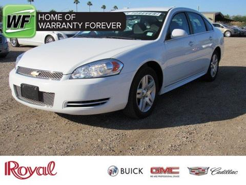 2016 Chevrolet Impala Limited for sale in Tucson AZ