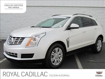 2016 Cadillac SRX for sale in Tucson AZ