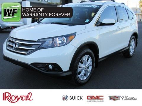 2014 Honda CR-V for sale in Tucson AZ