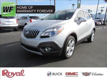 2015 Buick Encore for sale in Tucson, AZ