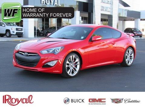 2015 Hyundai Genesis Coupe for sale in Tucson, AZ