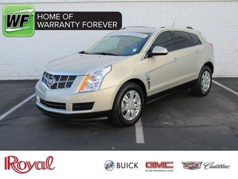 2012 Cadillac SRX for sale in Tucson, AZ
