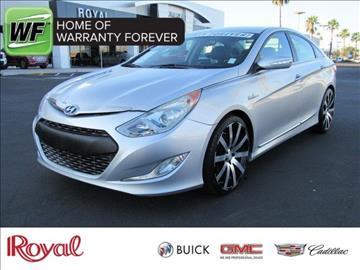 2013 Hyundai Sonata Hybrid for sale in Tucson, AZ