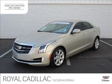 2015 Cadillac ATS for sale in Tucson, AZ