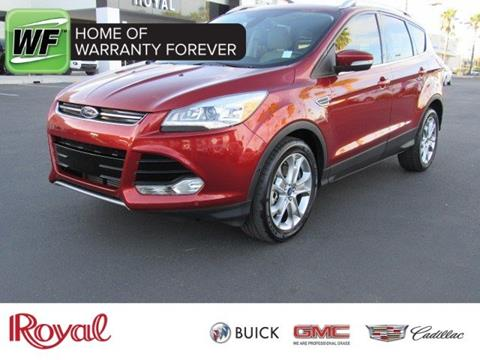 2014 Ford Escape for sale in Tucson, AZ