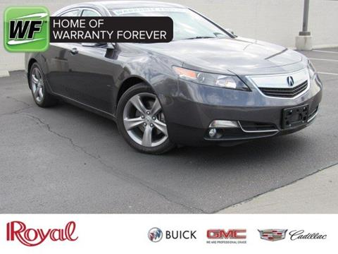2012 Acura TL for sale in Tucson AZ