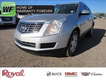 2013 Cadillac SRX for sale in Tucson, AZ