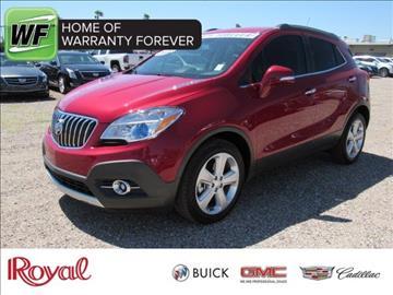 2016 Buick Encore for sale in Tucson AZ