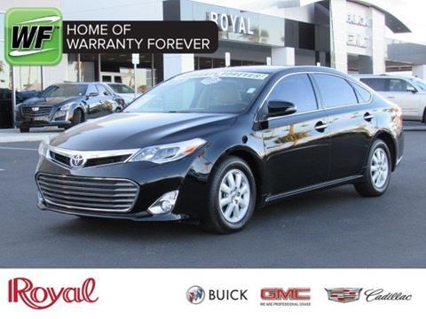 2013 Toyota Avalon for sale in Tucson AZ