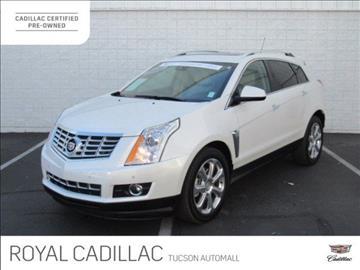 2016 Cadillac SRX for sale in Tucson, AZ