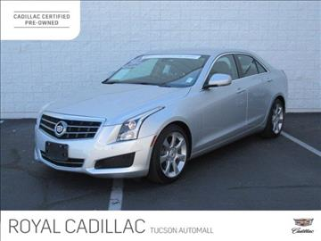 2014 Cadillac ATS for sale in Tucson AZ