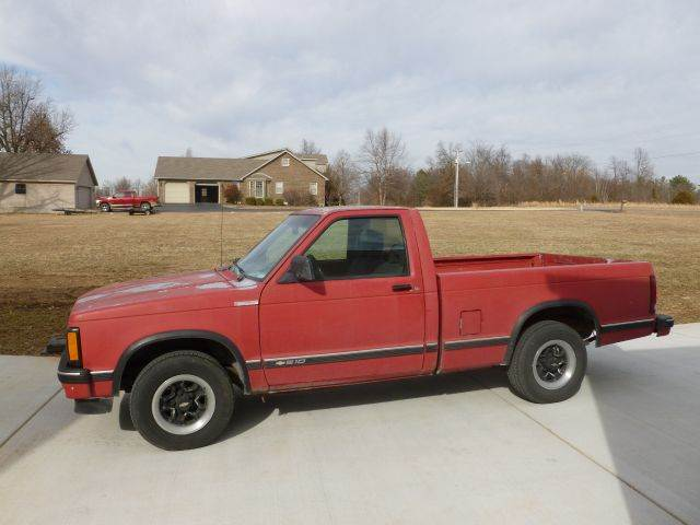 used 1993 chevrolet s10 for sale. Black Bedroom Furniture Sets. Home Design Ideas