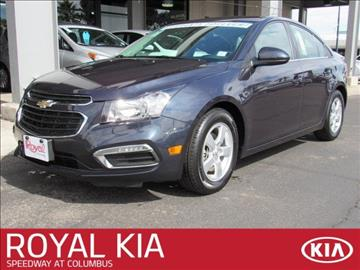 2016 Chevrolet Cruze Limited for sale in Tucson, AZ