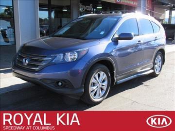 2012 Honda CR-V for sale in Tucson, AZ