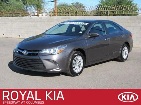 2016 Toyota Camry for sale in Tucson, AZ
