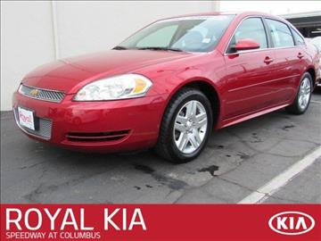 2015 Chevrolet Impala Limited for sale in Tucson, AZ