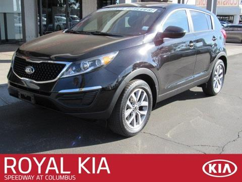 2015 Kia Sportage for sale in Tucson, AZ