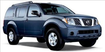 2007 Nissan Pathfinder for sale in Tucson, AZ