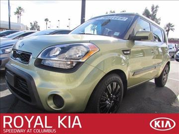 2013 Kia Soul for sale in Tucson, AZ