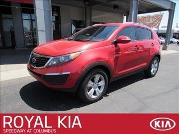 2011 Kia Sportage for sale in Tucson, AZ