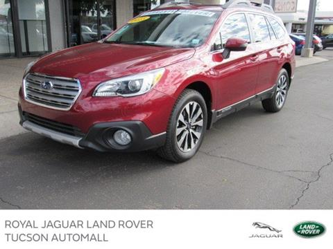 2015 Subaru Outback for sale in Tucson AZ