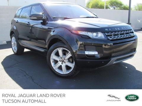 2013 Land Rover Range Rover Evoque for sale in Tucson AZ