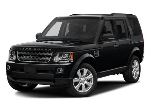 2016 Land Rover LR4 for sale in Tucson, AZ