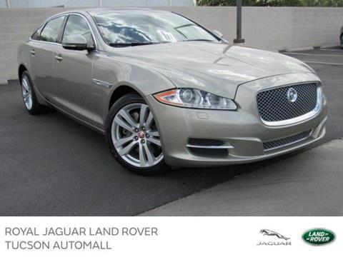 2011 Jaguar XJL for sale in Tucson AZ