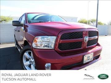 2013 RAM Ram Pickup 1500 for sale in Tucson, AZ