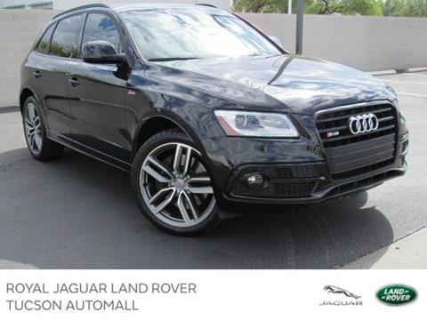 2015 Audi SQ5 for sale in Tucson AZ