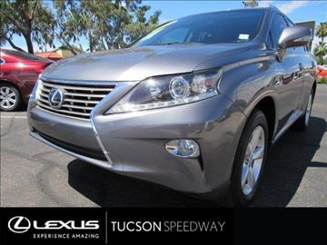 2014 Lexus RX 350 for sale in Tucson, AZ